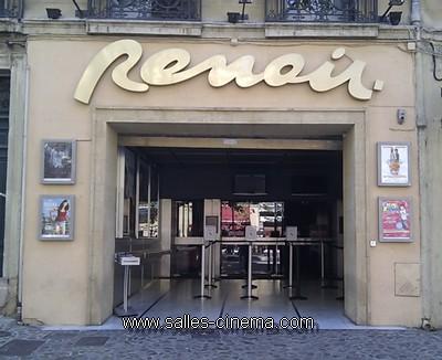 Cinéma art et essai Le Renoir à Aix-en-Provence  Salles-cinema.Com