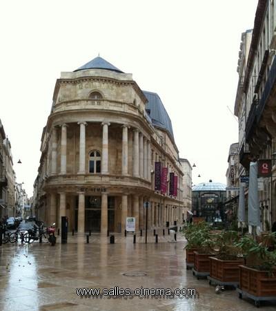 Cinéma Mega CGR Le Français à Bordeaux  Salles-cinema.Com