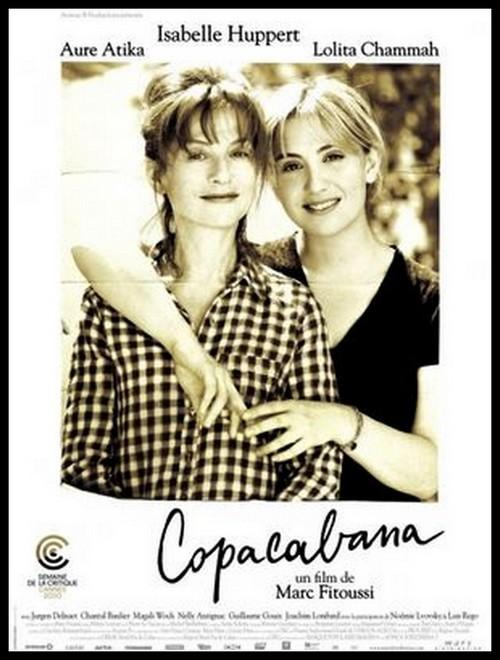 Copacabana un film de Marc Fitoussi