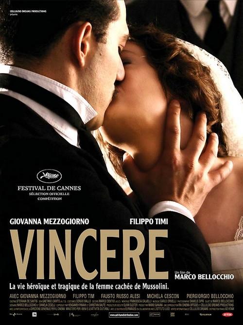 Vincere, un film de Marco Bellocchio