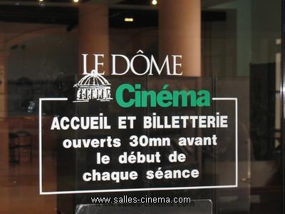 Cinéma art et essai à Albertville: le Dôme | Salles-cinema.Com