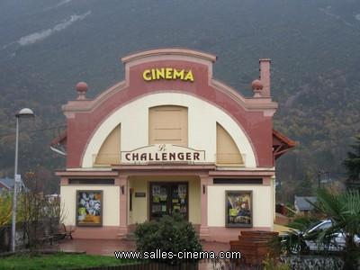 Cinéma Le Challenger à Challes-les-Eaux - Chambéry  Salles-cinema.Com