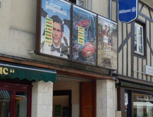 Atomic Cinéma à Aubigny-sur-Nère