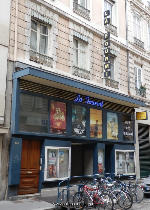Cinéma La Fourmi à Lyon  Salles-cinema.Com