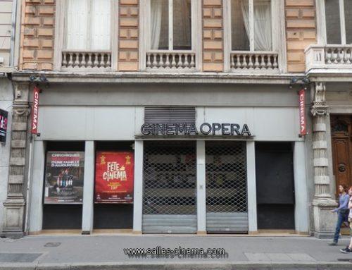 Cinéma Opéra à Lyon