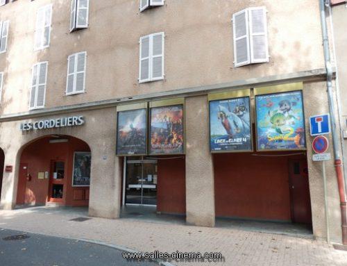 Cinéma Les Cordeliers à Mâcon