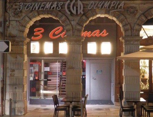 Cinéma CGR Olympia à La Rochelle