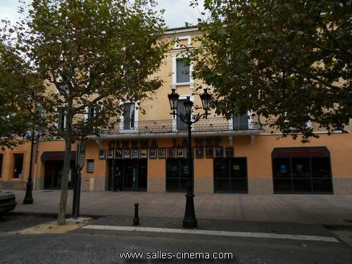 Cinéma de Montélimar: La Nef  Salles-cinema.Com