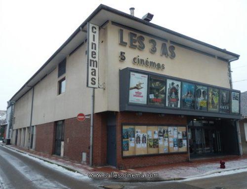 Cinéma Les 3 As au Touquet