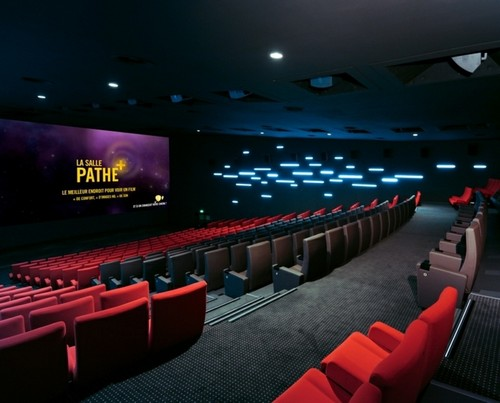la nouvelle salle path du wepler salles cinema com. Black Bedroom Furniture Sets. Home Design Ideas