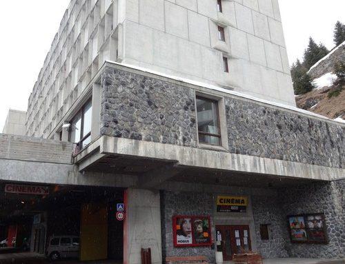 Cinéma Studio 1600 à Flaine