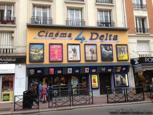Cinéma Les 9 Delta à la Varenne-Saint-Hilaire  Salles-cinema.Com