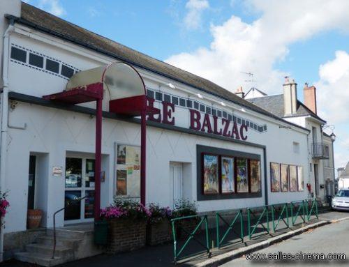 Cinéma Le Balzac à Château-Renault