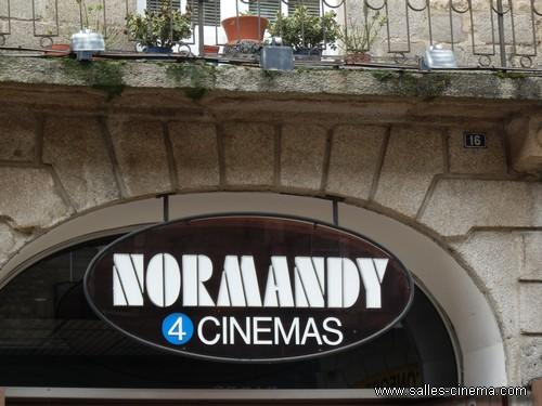 Cinéma Les 4 Normandy à Alençon | Salles-cinema.Com