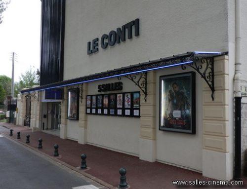 Cinéma Le Conti à l'Isle-Adam