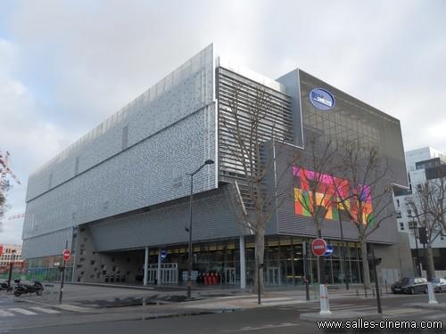 Multiplexe UGC Ciné Cité Paris 10  Salles-cinema.Com