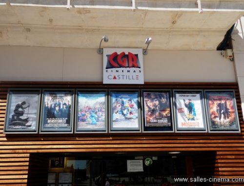Cinéma CGR Le Castille à Poitiers