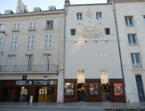 Cinéma TAP Castille à Poitiers