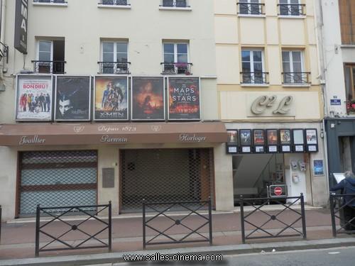 Cin ma c2l saint germain en laye salles cinema com for Adresse piscine saint germain en laye