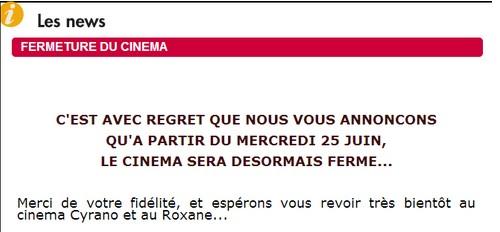 Cinema parly 2 cyrano dating