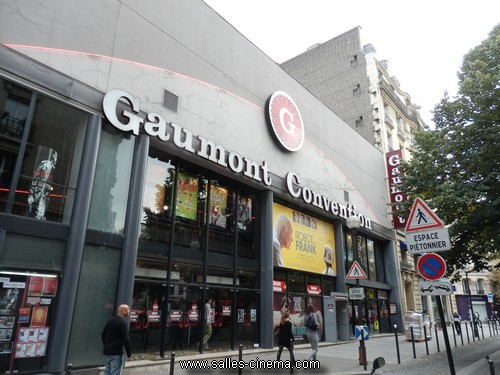 Cinéma Gaumont Convention à Paris