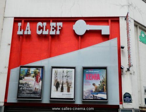 Soutien pour le cinéma La Clef à Paris