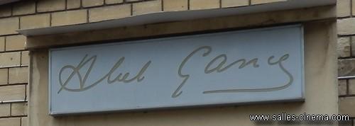 Cinéma Abel Gance à Courbevoie  Salles-cinema.Com