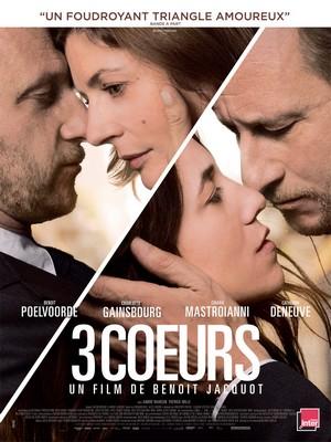3 Coeurs, un film de Benoît Jacquot