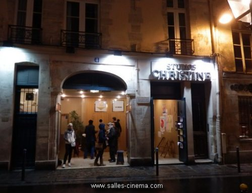Cinéma Christine 21 (ex-Action Christine) à Paris