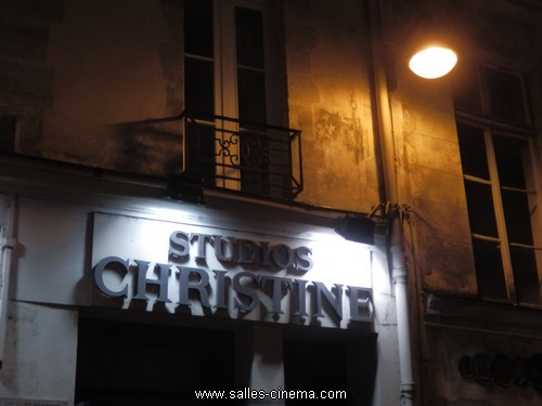 Cinéma Action Christine à Paris
