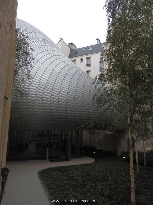 Ev nement visite de la fondation j r me seydoux path salles cinema com - Fondation jerome seydoux pathe ...