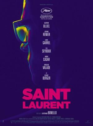 Saint Laurent, un film de Bertrand Bonello