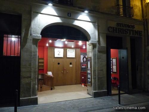 Christine Cinéma Club à Paris  Salles-cinema.Com