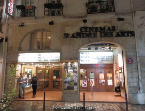 Cinéma le Saint-André-des-Arts à Paris