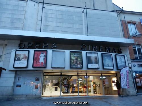 Cinéma Opéra à Reims, cinéma Art et Essai