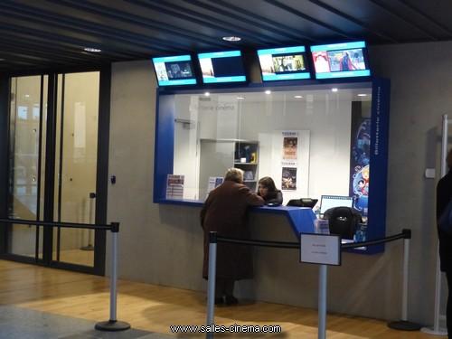 Cinéma La Grande Passerelle (Vauban 2) à Saint-Malo