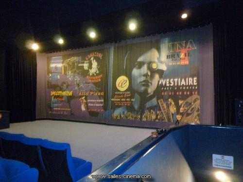 Salle de cinéma du Rex à Pamiers