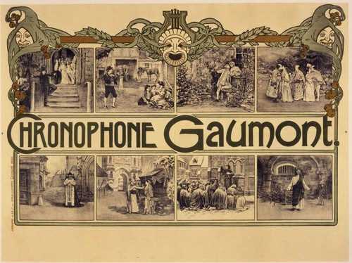 Chronophone Gaumont, Collections du musee Gaumont