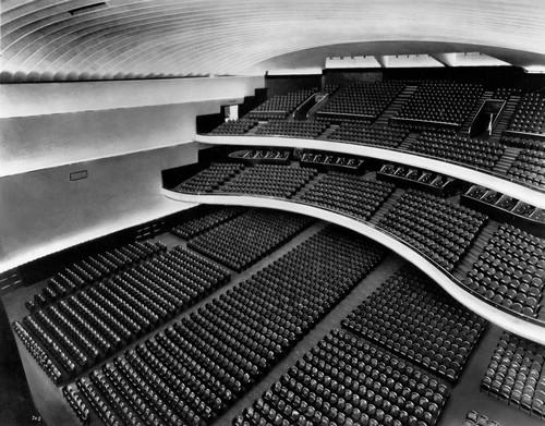 La salle du cinéma Gaumont-Palace à Paris. Collections du musée Gaumont