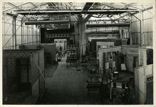 Les studios Gaumont. Collections du musée Gaumont.