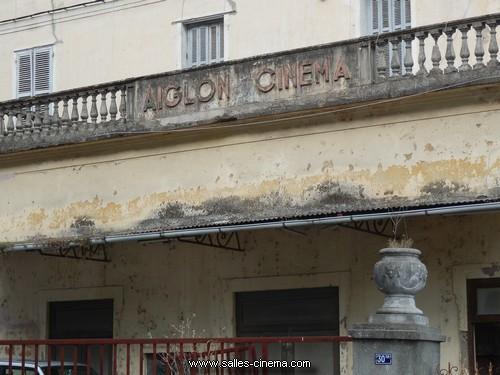 Cinéma L'Aiglon à Corté en Corse