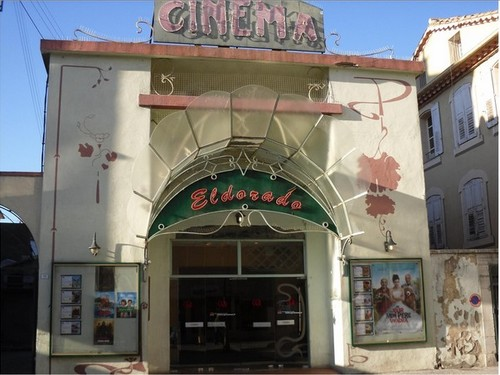 Fermeture du cinéma Eldorado à Draguignan