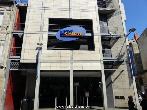 Multiplexe UGC Ciné-Cité à Bordeaux