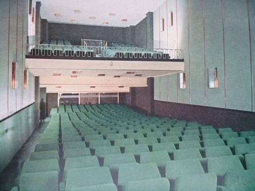 Cinéma Le Helder au 34 boulevard des Italiens à Paris