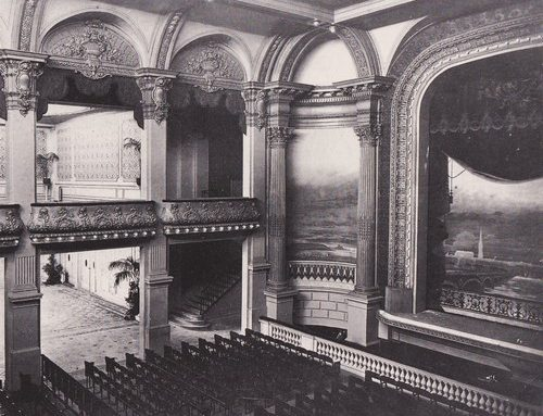 Cinéma Gaumont à Bordeaux