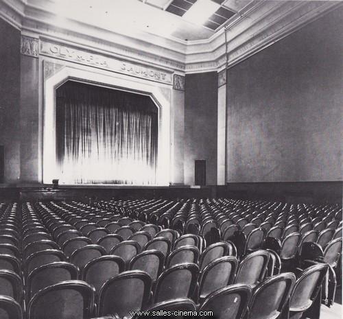 Ancien cinéma Gaumont-Olympia à Bordeaux