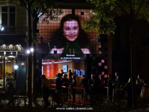 Cinéma Les Fauvettes à Paris, avenue des Gobelins