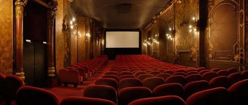 La salle japonaise du cinéma La Pagode