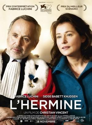 L'Hermine, un film de Christian Vincent