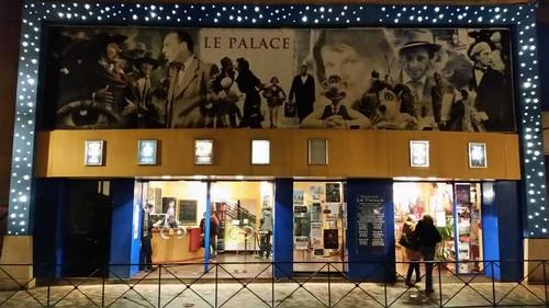 Ancien cinéma Palace à Tulle